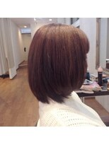 ヘア ルシェ(hair ruscha)【ヘアルシェ】おすすめ♪暖色系カラー♪