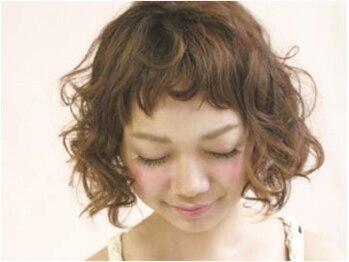 サロンドアンジェの写真/髪質改善しながら施術するパーマ『リス』★キレイとお悩み改善の両方を同時に叶えます・・・♪