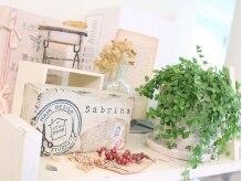 サブリナ(Sabrina)の雰囲気(雑貨好きな方にはたまらないお洒落な空間☆)