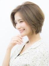 ヒールセンガワ(heel SENGAWA)【heel仙川】上杉秀明 ひし形バランスで小顔大人ショート#☆
