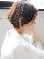 ショートストレートパーマ/梅雨対策/縮毛矯正/髪質改善/艶髪ケア