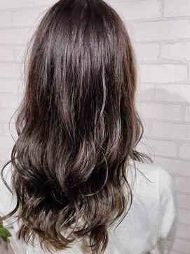 ビス ヘア アンド ビューティー 西新井店(Vis Hair&Beauty)大人可愛い/モカ/アッシュグレージュ/ラベンダー/ミルフィーユ