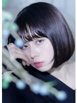 オゥルージュ(Au-rouge noma)【aurouge noma 柳瀬香里】ツヤ髪×美フォルムボブ