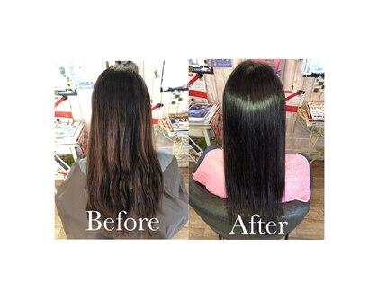 ヘアドゥアイザワ(Hair-do AIZAWA)の写真