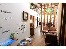 クレイヴ(CRAVE)の雰囲気(帯広CRAVE美容室は開放的で落ち着けるカフェ風空間★)