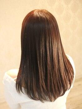 ヘアーメイク リボーン ムーヴ(hair make re:bbon move)の写真/【marbb導入☆】マイクロナノバブルで髪と地肌を整える+サイエンスアクアやミルボンで圧倒的うるツヤ髪へ!