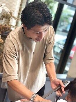 ティルヘアー(TiLL HAIR)の写真/[7/1NEW OPEN] キャリア10年以上のスタッフがマンツーマンで【あなた史上最高の自分】をデザインします!