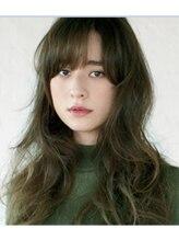 リデザインヘア ミュウノ(Re design hair miuno)外国人風カラー