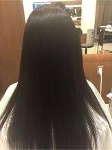 ヘア ソリューション ヴェイス (Hair solution VASE)酸性縮毛矯正