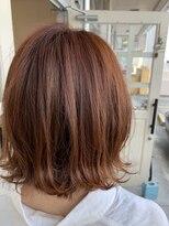 ヘアアンドメイクグラチア(HAIR and MAKE GRATIAE)【新色】ベイビーオレンジ