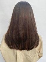 ナチュラル コレット(Natural collet)美髪ストレート/Natural collet 白石ゆい