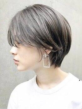 ラグゼヘアカミヤ 菊川店(luxe hair CAMIYA)の写真/【東名菊川IC近く】似合わせカットを極めた抜群のセンスで自分史上最高のSTYLEをプロデュース★