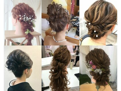 ブライダル ヘアメイク メリア(Bridal Hair Make MERIA)の写真