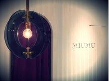 ミウム (MIUMU)の雰囲気(【MIUMU】お洒落レトロな上質空間♪♪)