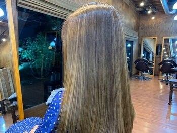 ソール ヘアーメイク(So ALL Hair Make)の写真/【ar掲載店★】髪色で魅せるキレイの法則…肌の色まで美しくさせるカラー☆自分に似合う色と運命の出会い―