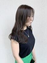 ファースト 長町店(first)顔周りレイヤーカット