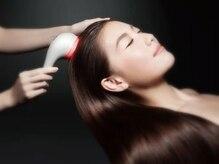 サンズインプレッサ(SUNS impressa)の雰囲気(資生堂「髪育スパ」で本気のケアを。リピートの多いメニューです)