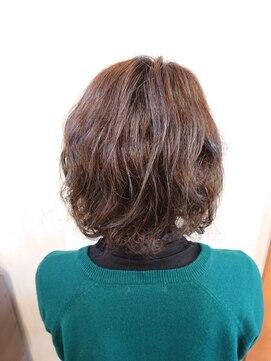 ヘアー クリエイション(Hair Creation)ゆるふわミディアム