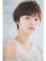 リル ヘアーデザイン(Rire hair design)【Rire-リル銀座-】美シルエット☆ナチュラルショート