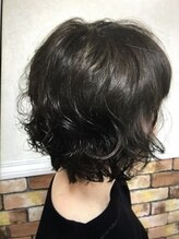 サクラ ヘアー(SAKURA Hair)ふんわりショートボブ