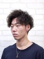 メンズ レオ 天六店(men's LEO)【ツイスト】ツイストスパイラルパーマ