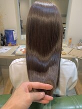 【話題沸騰中の髪質改善】 すぐに実感できる最高のツヤ髪へ☆繰り返す度に一番綺麗な髪へ☆
