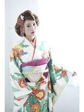 レコルテ(Recolter)2016 aw Recolter collection kimono