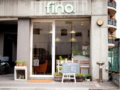 フィーノ(fino)の写真