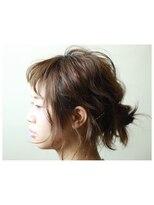 オブヘアー 鷺沼店(Of HAIR)k.ルーズアレンジ