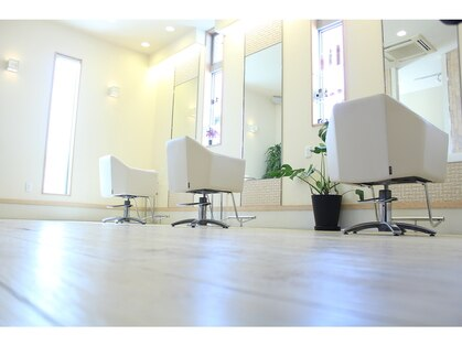レーヴ ヘア ラボ(reve hair lab)の写真
