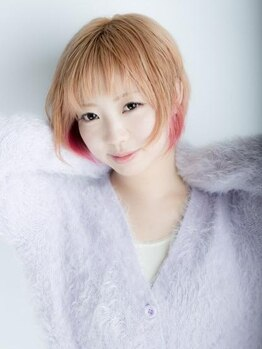 ビューティー7 セブン(Beauty7)の写真/ファッションカラーから白髪を生かすカラーまでご提案☆オラプレックスを使い髪を強化しながらブリーチも◎