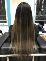 マーメイドヘアー(mermaid hair)細め50本☆