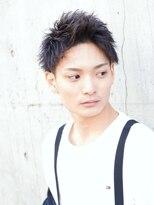 アクロス 原宿(AKROS)【AKROS】マッシュウルフアップバング