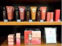 チェントロエッセ(Centro Esse)の雰囲気(当店お勧めのオーガニックヘアケア商品(La CASTA)です☆)