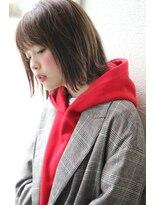 【Un ami】《増永剛大》  小顔/10代~40代/大人カジュアルボブ
