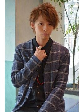 三浦翔平 髪型