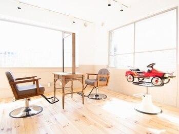 コチコチ(Kochi Kochi)の写真/セット面2席★アットホームな空間で受ける丁寧な施術◎ずっと通えるパートナーサロンは「Kochi Kochi」!