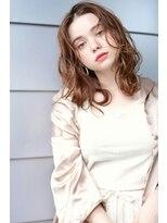 クロム(Chlom)Chlom☆美髪ナチュラルブランジュグラデーションカラー 立川
