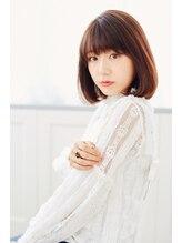 ヘアーサロン タカヒロ(Hair Salon TAKAHIRO)【イルミナカラー】3Dカラー大人可愛いジュエリーボブ
