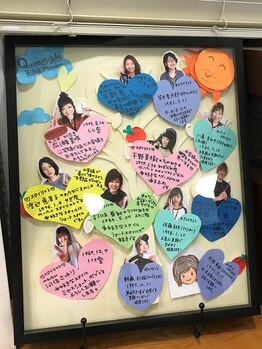 クィーンズゲート和戸店の写真/全スタッフ12名中、10名が女性スタッフ!!☆