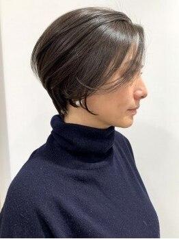 エアー ヨコハマ(air YOKOHAMA)の写真/髪質、ダメージヘアでお悩みの女性からの圧倒的な支持率。毎月繰り返すカラーのダメージを軽減できる♪