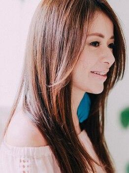 エレガンス ルシア(ELEGANCE lucia)の写真/【トリートメント付きクーポン多数★】シルクトリートメントで、ずっと触れていたくなるような美髪へ…◇