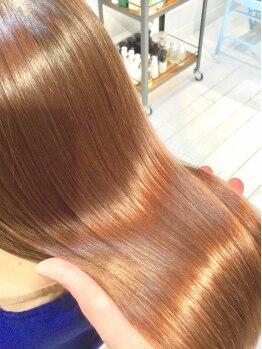 ザトリートメント(the TREATMENT)の写真/『えっ!これ本当に私の髪!?』今までのトリートメントはなんだったんだろう?自分史上最高の手触りに感動!!