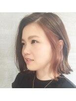 ヘアアンドビューティー クローバー(Hair&Beauty Clover)インナーカラー