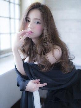 ミラレスカ 栄(MIRA RESCA)の写真/【個室型美容院】店長クラスのstylistが最高の技術でマンツーマン!韓国Style!髪質改善&縮毛矯正も注目
