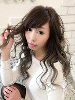 ヘアーグランデシーク(Hair Grande Seeek)外国人風グレージュグラデcolor♪