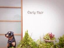 アーリーヘアー(Early hair)