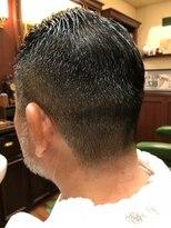 東京銀座ビーゼット 銀座本店(東京銀座BZ)お手入れいらずの刈り込みショートスタイル