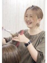 ヘアー ティンク(hair tink'u)中村 ちり