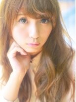 This collection LONG☆鉄板ミックスウェーブで女子力アップ☆